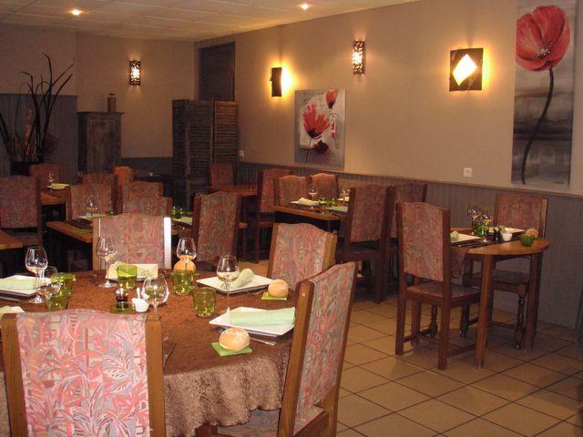 Restaurant Demptezieu Saint Savin